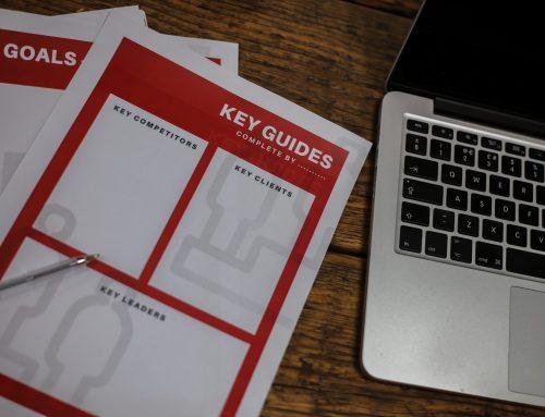 STOP writing plans – START taking ACTION