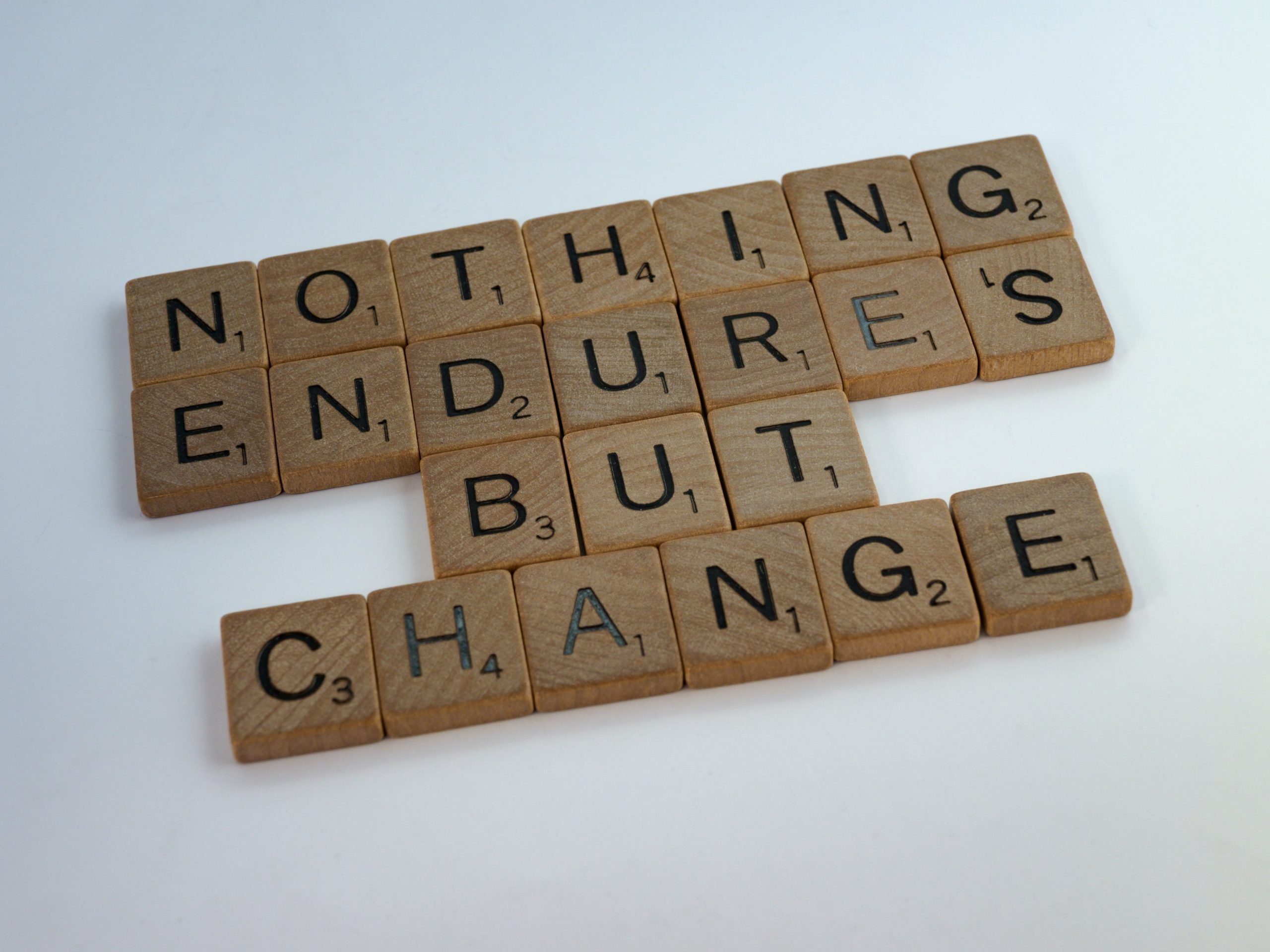 embrace change image